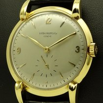 Patek Philippe Vintage Collection, ref. 2420, 18 kt yellow g