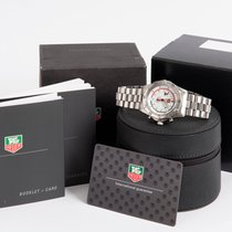 TAG Heuer Searacer CK111-R Box & Papers