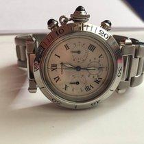 Cartier Pasha Chronograph Date 38mm Ref 1050