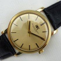 IWC Klassik - Handaufzug - Gold 585 - Cal. 403 - aus 1974