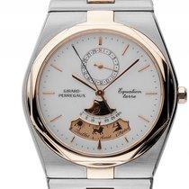 Girard Perregaux Equation Stahl Gelbgold Quarz Armband Stahl...