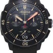 Alpina Geneve Diver 300 AL-372LBBG4FBV6 Herrenchronograph...