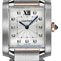Cartier Tank Francaise Medium we110005