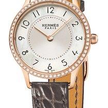 Hermès Slim d'Hermes PM Quartz 25mm 041754ww00