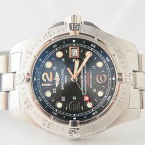Breitling Superocean Steel Fish A17390 2006 Box/Paper
