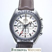 Omega Speedmaster Broad Arrow Co Axial GMT