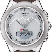 Tissot T-Touch Lady Solar Jungfraubahn Special Edition...