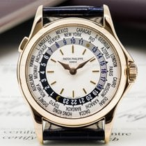 Patek Philippe 5110R-001 World Time 18K Rose Gold (25076)