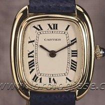 Cartier Gondole Manual Winding 18kt. Gold Vintage Watch Cal....