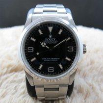 Rolex 1997 ROLEX EXPLORER 1 14270 BLACK DIAL (T25) WITH MINT...