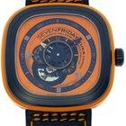 Sevenfriday P1 Industrial Essence Orange