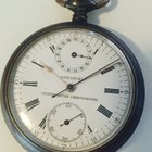 Minerva pocket chronograph Germinal Minerva