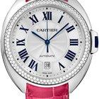 Cartier Cle De Cartier Automatic 40mm Midsize Watch