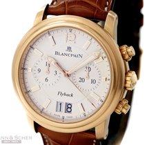 Blancpain Leman Chronograph Fly-Back Big Date Ref-2885F-36B42...