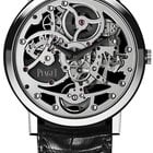 Piaget Altiplano Skeleton Automatic 38mm Mens Watch