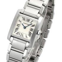 Cartier Tank Women's Watch W51008Q3
