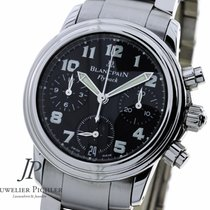 Blancpain Leman Flyback Chrono 2385f Steel, 34mm