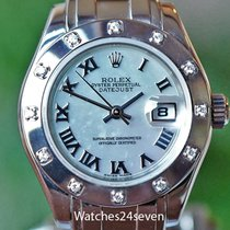 Rolex Lady Pearlmaster Masterpiece