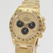 Rolex Daytona 116528 Champagne Paul Newman 18K Gold