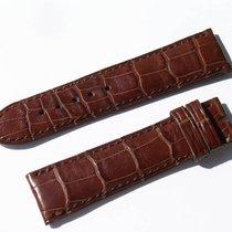 Chopard Croco Band Strap Brown 18 Mm 70/85 New C18-03 -70%
