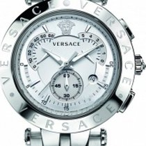 Versace V-race Stainless Steel Chrono 23c99d002s099