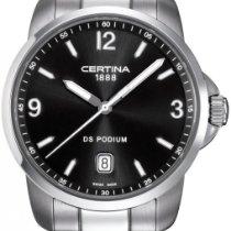 Certina DS Podium C001.410.11.057.00 Elegante Herrenuhr Sehr...