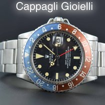 Rolex GMT MASTER 1675 Long E BOX & Punched Paper 1971