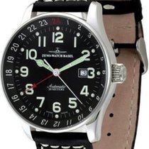 Zeno-Watch Basel X-Large Pilot GMT Dualtime