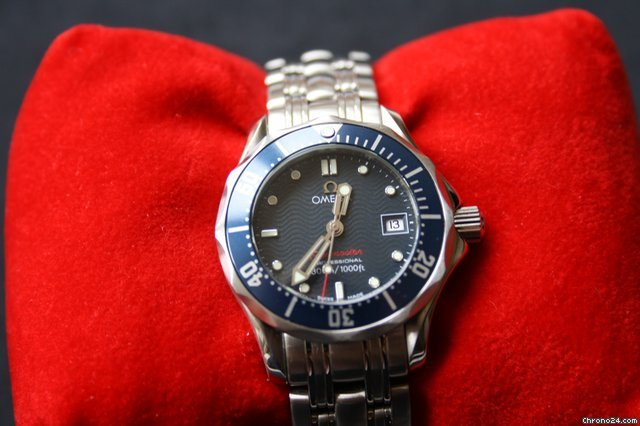 Omega Seamaster 300 m professional