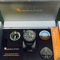Hamilton KHAKI AVIATION TAKEOFF LIMITED EDITION
