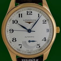 Longines Master Power Reserve 42mm Automatic 18k Rose Gold...