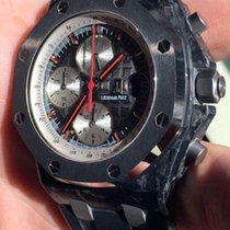 Audemars Piguet Offshore Jarno Trulli Forged Carbon Limited...