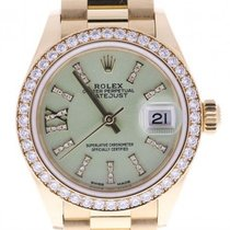 Rolex Lady Datejust Analog-automatic Womens Watch 279138rbr...