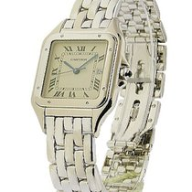 Cartier panther_18kt_wg_silver_roman White Gold Panther -...