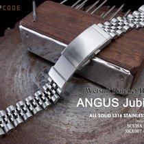 Seiko ANGUS Jubilee Watch Band for Seiko SKX007 Rachet