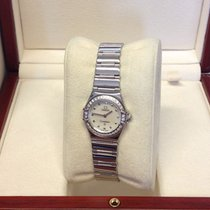 Omega Constellation 1465.71.00 - Serviced By Omega