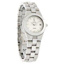 Concord Mariner Ladies Silver Dial Swiss Quartz Watch 0309730