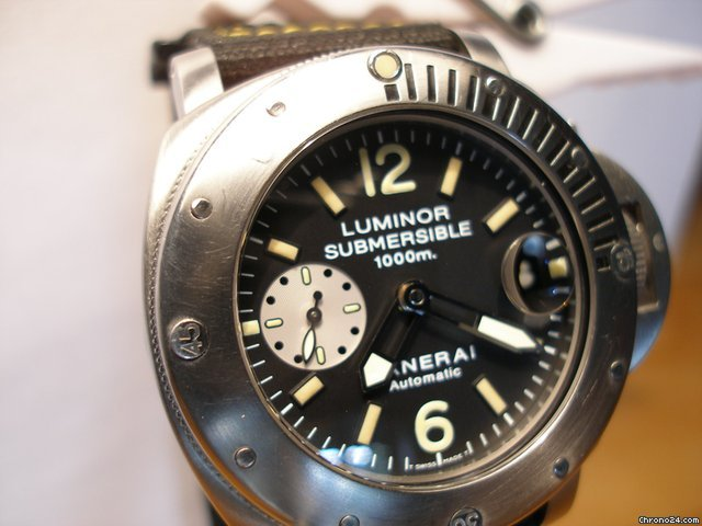 Panerai Special Edition 2000