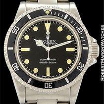 Rolex Ref. 5513 Submariner, Maxi Dial Circa 1981