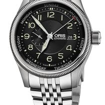 Oris Big Crown Small Second Pointer Day