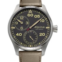 Alpina PILOT MANUFACTURE REGULATOR - 100 % NEW - FREE SHIPPING
