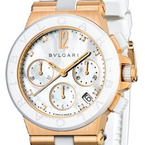 Bulgari Diagono  CERAMIC CHRONOGRAPHE
