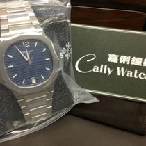 Patek Philippe Cally - 7118/1A-001 Steel Nautilus Blue Dial [NEW]