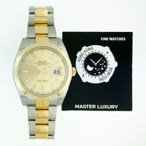 Rolex 126303 Datejust Champagne Dial SS YG