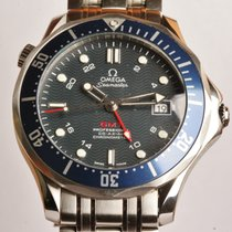 Omega Seamaster GMT Professional CO-Axial Chronometer
