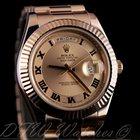 Rolex 18k Everose Gold President Day-Date II 41 218235