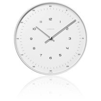 Junghans Horloge Max Bill 374/7001.00 Wanduhr 30 radio-pilotée