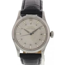 Rolex Men's Vintage Rolex Oyster Perpetual Stainless Steel...