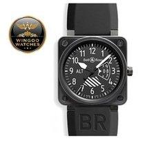Bell & Ross - BR 01-96 Altimeter