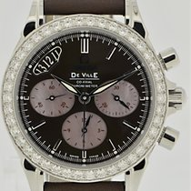 Omega DeVille Co-Axial Diamond Ladies